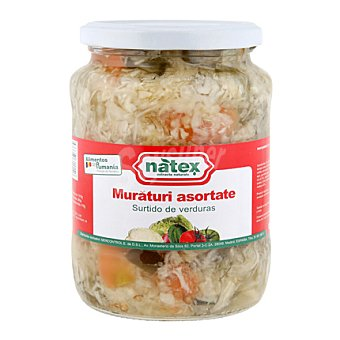 Nàtex Surtido verduras 410 g