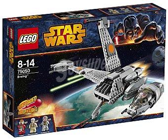 LEGO Juego de Construcciones Star Wars Nave B-Wing, Modelo 75050 1 Unidad