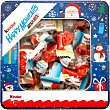Kinder happy Mini Mix snacks de chocolate surtidos Lata 197 g Moments