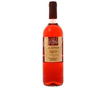 Alarnes Vino Rosado de Navarra Botella 75 Centilitros