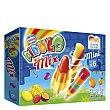 Helado Pirulo Mix (pack ) Caja 300 ml (6 u) Helados Nestlé