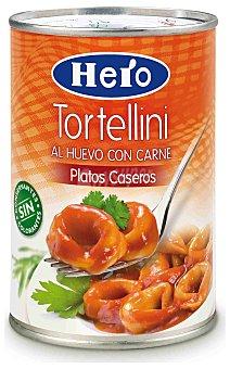 Hero Tortellini al huevo con carne 420 g