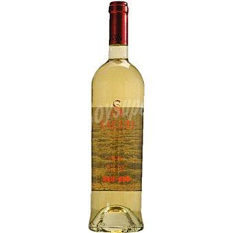 SALUD Vino blanco chardonnay de Extremadura Botella 75 cl