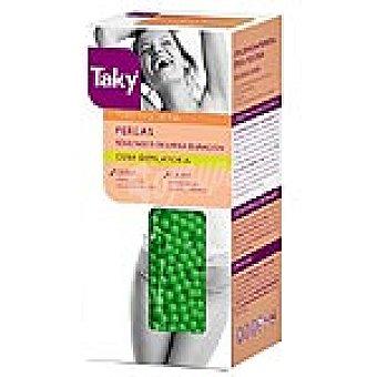 Taky Cera depilatoria en perlas para todo tipo de piel Caja 200 g