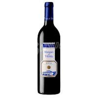 Marqués de Vitoria Vino Tinto Reserva Rioja Botella 75 cl