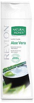 Natural Honey Loción corporal Aloe Vera con extracto de aloe vera 100% natural Frasco 400 ml