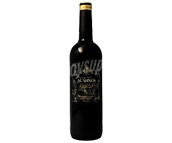 Alarnes Vino Tinto Crianza de Navarra Botella 75 Centilitros