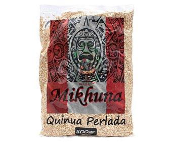 Mikhuna Quinoa perlada 500 gramos