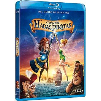 Campanilla: Hadas Y Piratas Blu-Ray