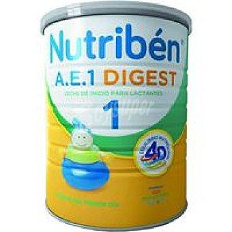 Nutribén Leche en polvo AE 1 Lata de 800 g