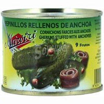 MARVIRI Pepinillos con anchoa Lata 120 g