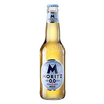 Moritz Cerveza 0.0% Aigüa Botellín 33 cl