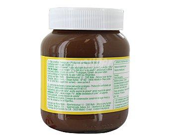 Auchan Bio Crema al Cacao Con Avellanas Procedentes de Agricultura Ecológica 400g