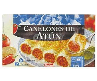 Auchan Canelón de Atún 500g