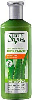 Naturaleza y Vida Champú hidratante Bote 300 ml