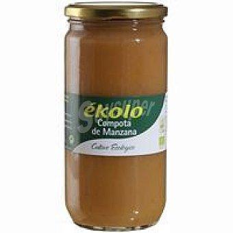 Ékolo Compota de manzana ecológica Frasco 700 g