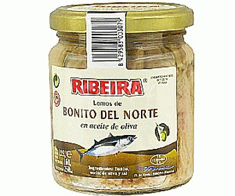 Ribeira Bonito del Norte en aceite de oliva 160g