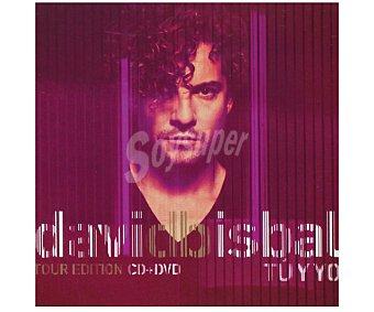 David Bisbal Tu y Yo Tour E 1 unidad