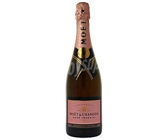 Moët & Chandon Champagne brut Imperial rosé Botella de 75 cl