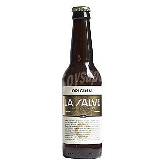 La salve Cerveza original Botella 33 cl