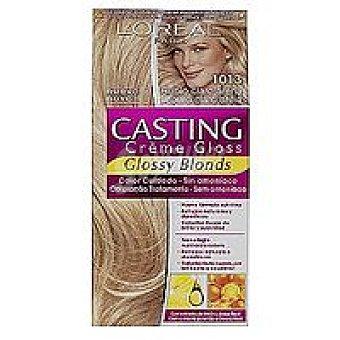 Casting Crème Gloss L'Oréal Paris Tinte rubio claro arena N.1013  Caja 1 unid