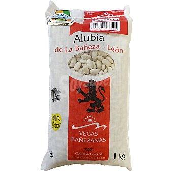 Vegas Bañezanas Alubia blanca plancheta Saco 1 kg