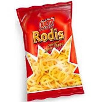 007 Snacks Aperitivos ruedas Bolsa 55 g