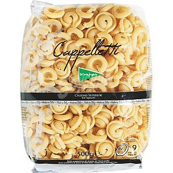 El Corte Inglés Pasta cappelletti Envase 500 g