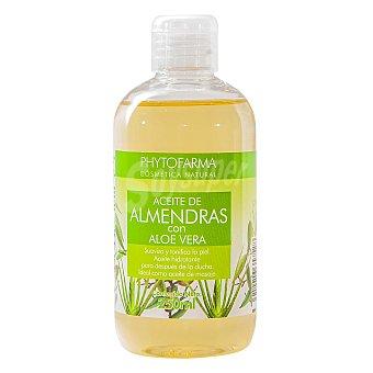 Phytofarma Aceite de almendras + aloe 250 ml