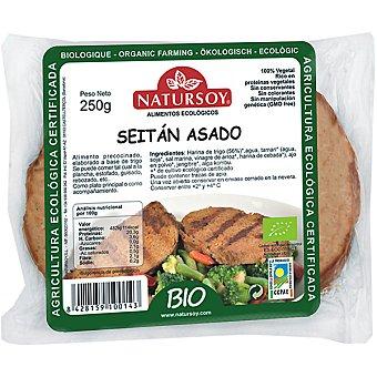 Natursoy Bio seitan asado con tofu envase 200 g Envase 200 g