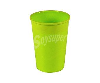 Taberseo Vaso con capacidad de 32.5 centilitros y fabricado en melamina de color verde 1 Unidad