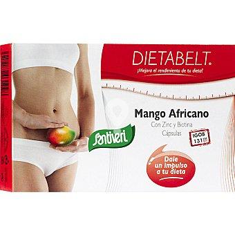 Mango africano en cápsulas mejora el rendimiento de tu dieta