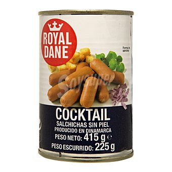Royal Dane Salchicha Cocktail 490 g