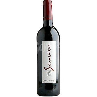 SARMENTERO Vino tinto roble D.O. Ribera del Duero Botella 75 cl
