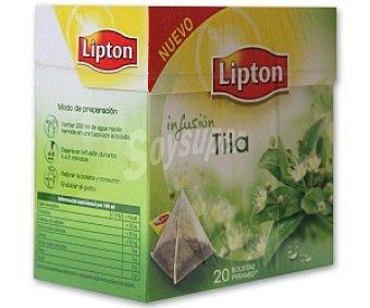 LIPTON Tila 20 unidades (26 gramos)