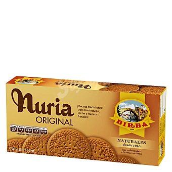 BIRBA Nuria Original galletas receta tradicional con mantequilla leche y huevos frescos  caja 730 g