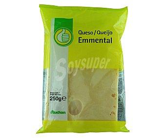 Productos Económicos Alcampo Queso emmental 250 gramos