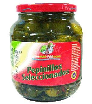 Spreewald-Feldmann Pepinillos seleccionados 530 g