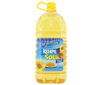 Koipesol Aceite de girasol Garrafa 5 l