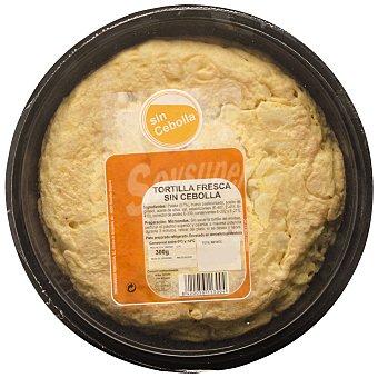 Tortilla sin cebolla Bandeja de 300 g