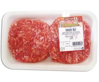 EL MORENO Burger Meat Cerdo 500 Gramos