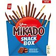 Galleta recubierta de chocolate con leche Caja 159 g Mikado
