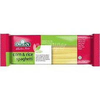 Orgran Corn&rice spaguetti Paquete 250 g