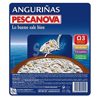 Pescanova Anguriñas Bandeja de 150 g