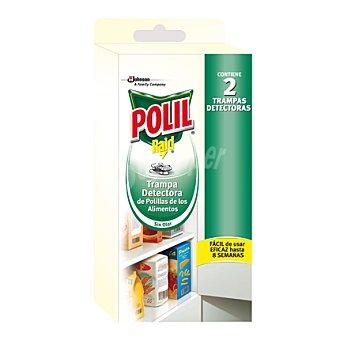 Polil Raid Trampa Detectora de Polillas de los Alimentos 6 ud