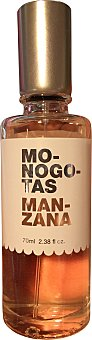Monogotas Eau toilette mujer manzana vaporizador Botella 70 cc