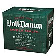 Cerveza doble malta Pack 12 botellines x 25 cl Voll-Damm