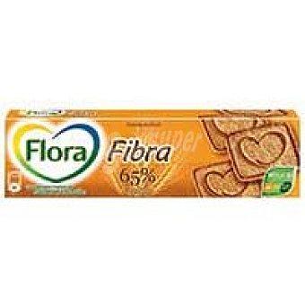 Flora Galleta con fibra Caja 185 g