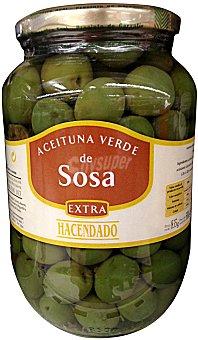 Hacendado Aceituna sosa Tarro 835 g