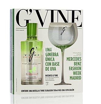 G`vine G'vine Ginebra Floraison 700 ml